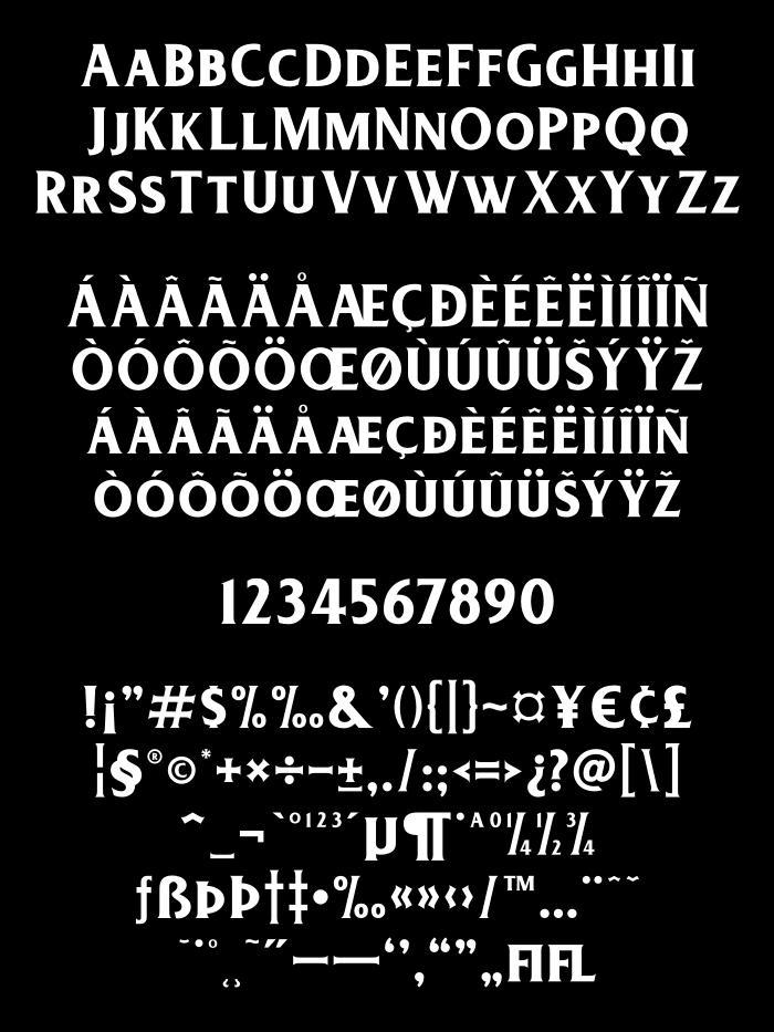deadhead-glyphs